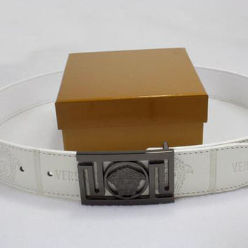 Cheap Versace Belts Online Sale 91801 - $39.99 : Replica Versace Belt,Hermes Belt,Ferragmao Belt Online Sale