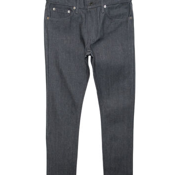 Kennedy Denim Co. - Blue Label Premium Raw Denim (Dolphin Grey)