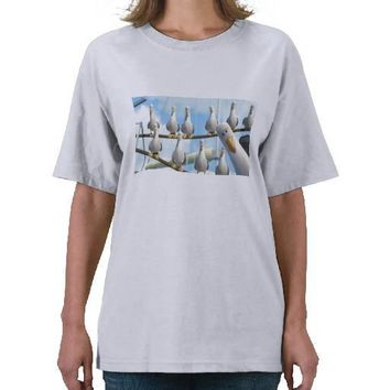 Finding Nemo Seagulls on ropes T Shirts from Zazzle.com