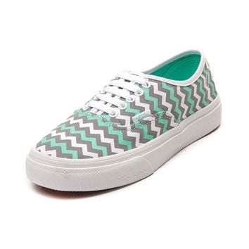 Vans Authentic Slim Chevron Skate Shoe