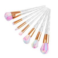 CYN - Unicorn Glitter Makeup Brush Set