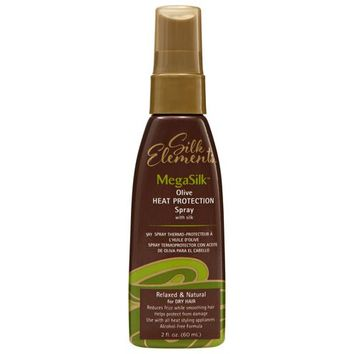Olive Heat Protection Spray