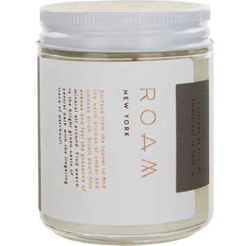 Roam New York Soy Wax Candle