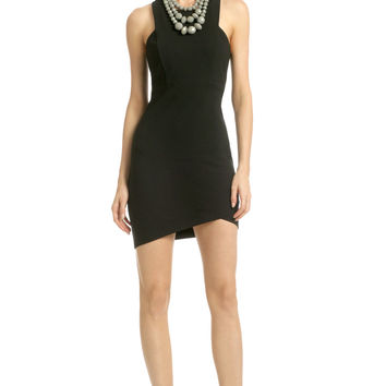 Helmut Lang Chat Later Dress