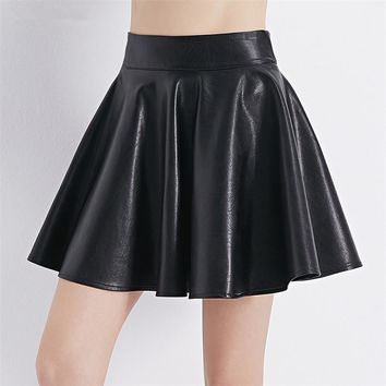 Flirty High Waist Skirt