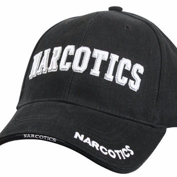 Rothco Deluxe Narcotics Low Profile Cap