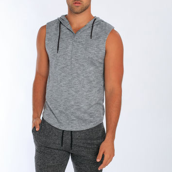 Miami Style® - Muscle Tank Hoodie
