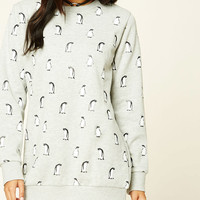 Penguin Graphic Sweatshirt