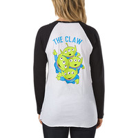 Toy Story The Claw Baseball Tee | Shop Womens Tees at Vans