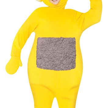 Teletubbies Lala Adult funny Halloween Costume