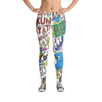 Disney Ladies Leggings