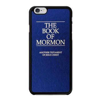 The Book Of Mormon Cover Book iPhone 6/6S Case