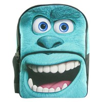 Monsters Inc Backpack Crystal Blue
