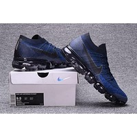 Tagre™ Nike Air VaporMax Flyknit Men Sport Casual Fashion Weave Air Cushion Running Shoes Sneakers