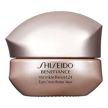 Benefiance WrinkleResist24 Intensive Eye Contour Cream - Shiseido | Sephora
