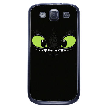 Toothless Samsung Galaxy S3 Case