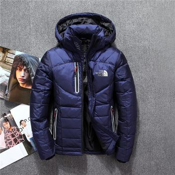 The North Face WOMEN/MEN winter Fashion down jacket