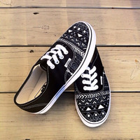 Aztec/Tribal Vans