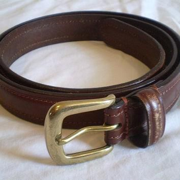 Vintage Mens Ralph Lauren Belt