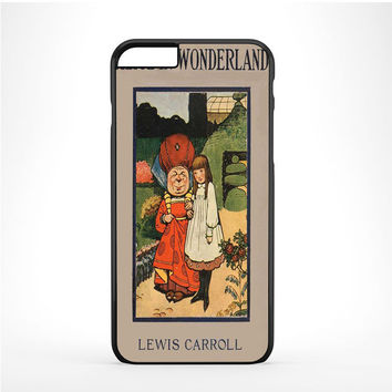 Alice in Wonderland Disney Cover Book Iphone 6 Plus | 6s Plus Case