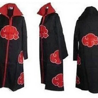 Cos Cosplay naruto Akatsuki Orochimaru uchiha madara Sasuke itachi Pein Clothes Costume cloak cape wind Dust Coat