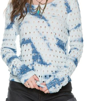 RVCA BREEZY PULLOVER SWEATER