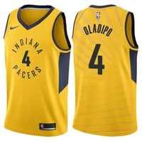 Indiana Pacers #4 Victor Oladipo Swingman Jersey
