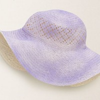 Aerie Women's Floppy Hat (Purple Wash)