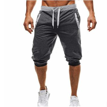 Men's Casual Sweatpants Shorts