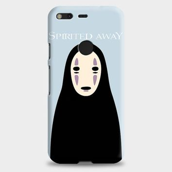 Spirited Away No Face Google Pixel Case | casescraft