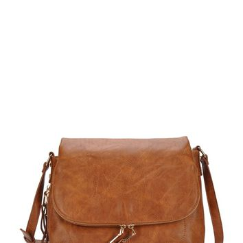 Bellagio Crossbody Bag - Cognac