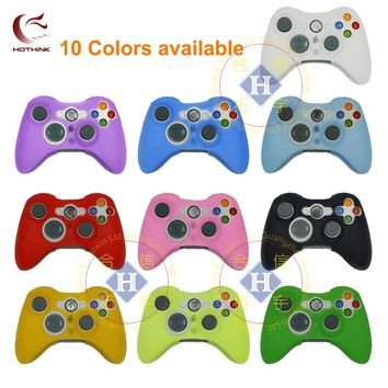 HOTHINK Protective Silicone Case Skin cover Soft case for XBOX 360 Controller XBOX 360 Slim gamepad