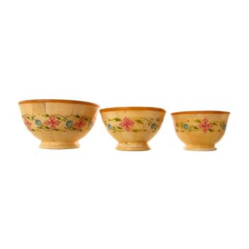 Lady of Guadalupe Bowls - Set of 3