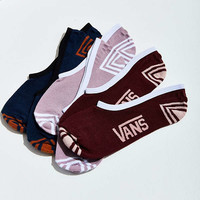 Vans Rock Solid No-Show Liner Sock 3-Pack | Urban Outfitters