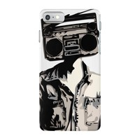 stereo head iPhone 7 Case