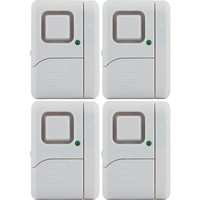 Ge Magnetic Indoor Window Alarms (4 Pk)