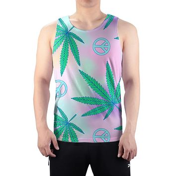Peace & Weed Tank