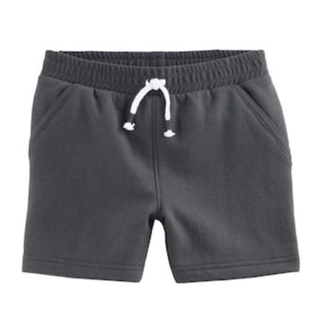 DCCKX8J Toddler Boy Jumping Beans® Solid Knit Shorts | null