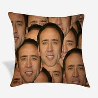 Nicolas Cage Cushion Covers