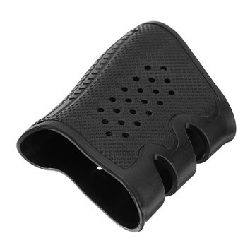NEW Safurance Black Slip on Rubber Tactical Grip Glove Sleeve Grip Cover  Workplace Safety Proteciton