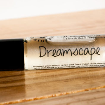 Vegan All Natural Essential Oil Roller Life Blend - Dreamscape