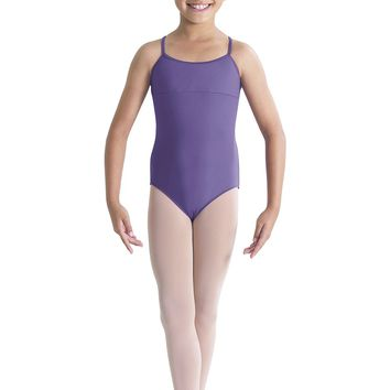 V Strap Leotard CL7270 by Bloch