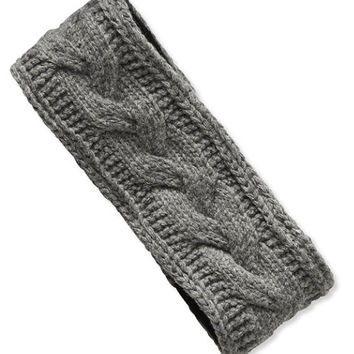 Women's Winter Knit Headband | Free Shipping at L.L.Bean.