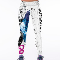 2016 Sexy Womens Workout Leggings For Joggers Fitness legging high waist Elastic Gymnasium leggins workout Jegging leggings