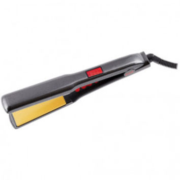 "G2 1 1/4"" Ceramic and Titanium Digital Hairstyling Iron"