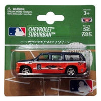 Top Dog 1:64 Scale Detroit Tigers Suburban