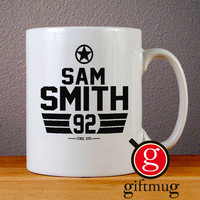 Sam Smith Ceramic Coffee Mugs