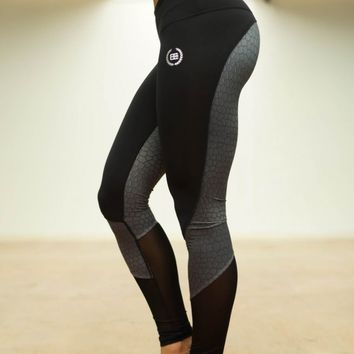 Athena Venom Legging – Grey