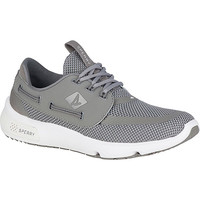 Women's 7 Seas Boat Shoe in Grey by Sperry - FINAL SALE