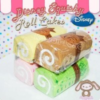 Disney Squishy Cakeroll + Original Package